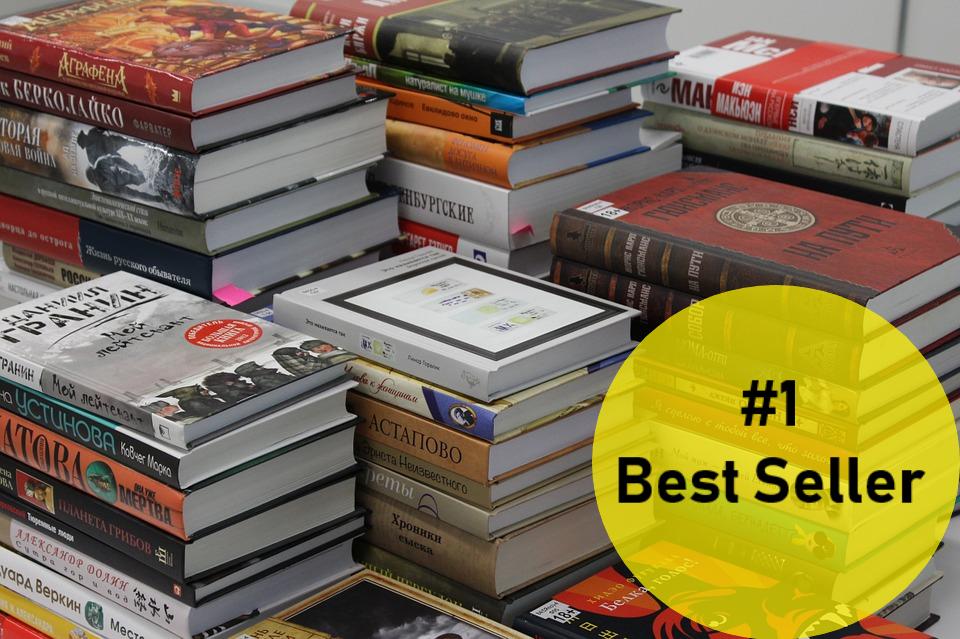 amazon bestseller ranks