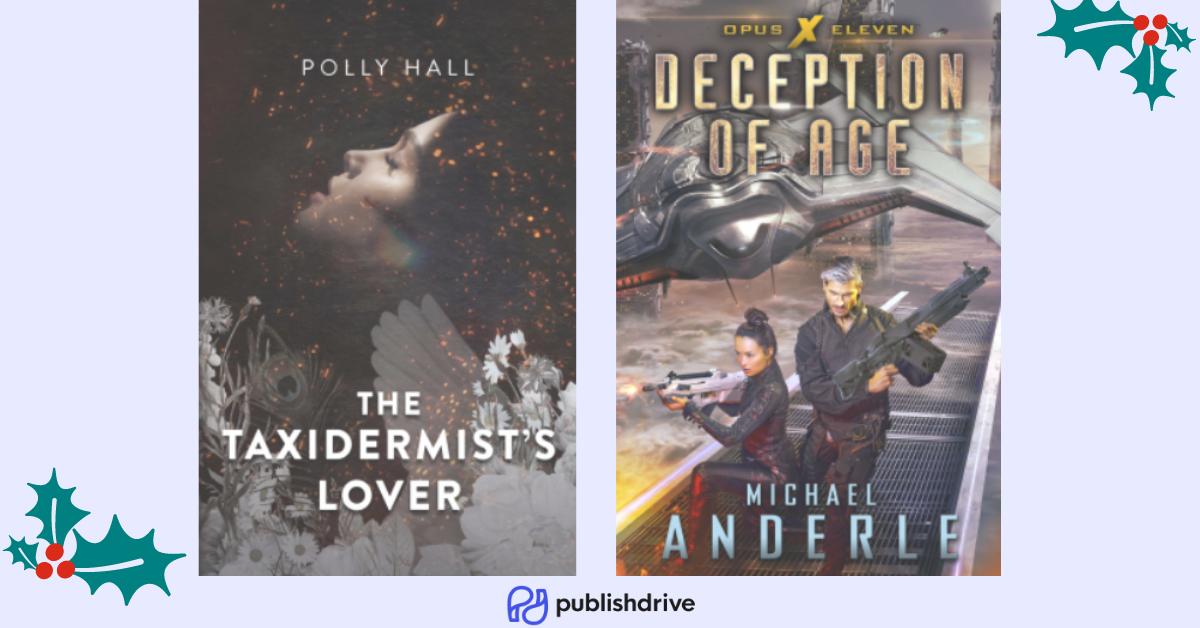publishdrive_christmas_book_releases