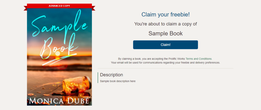 How to Get Book Reviews and Build an ARC Landing Page