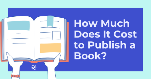 how much does it cost to publish a book