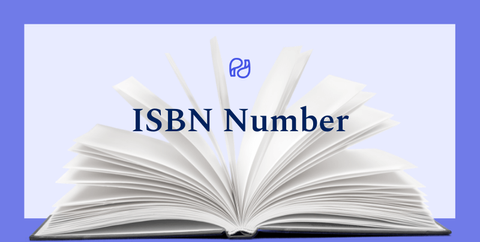 ISBN number for publishing