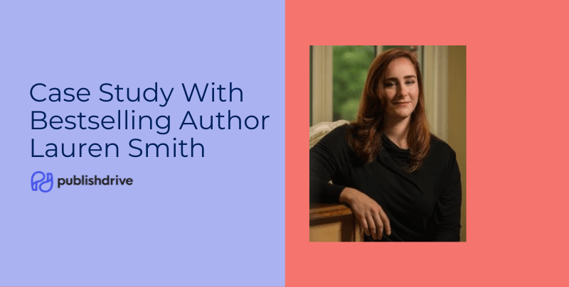 Self-publishing case study with bestselling author Lauren Smith