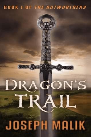 Malik's Dragon's Trail book cover