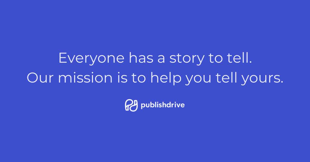 PublishDrive is an all-in-one self publishing platform