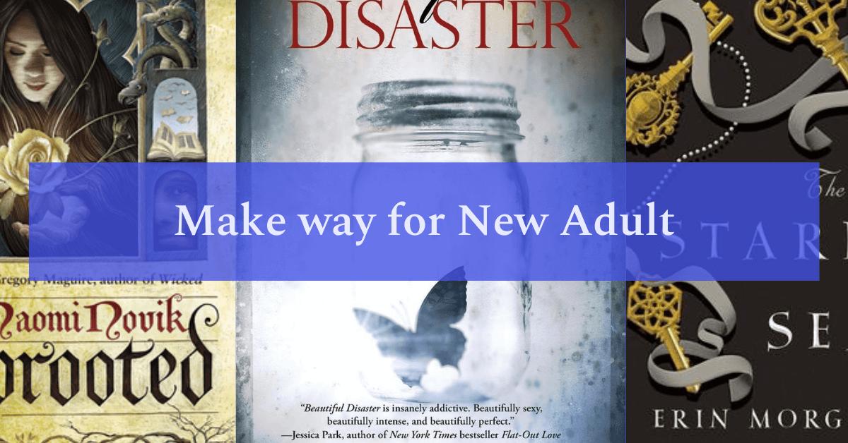 Self-publishing new adult books with PublishDrive