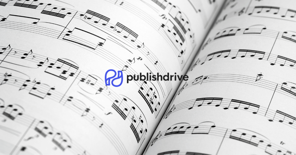 How to publish a music book online