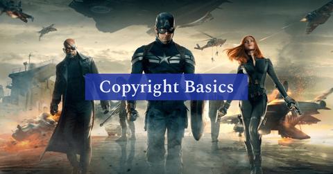 top 5 copyright basics