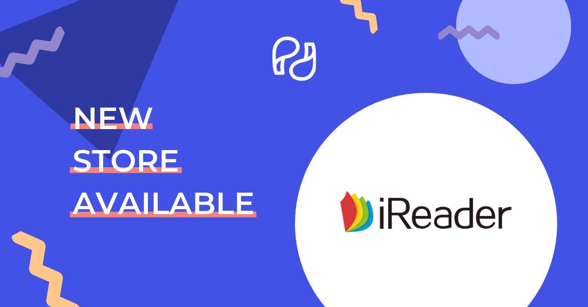 iReader publishing with PublishDrive
