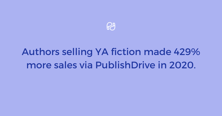 How to self-publish young adult books
