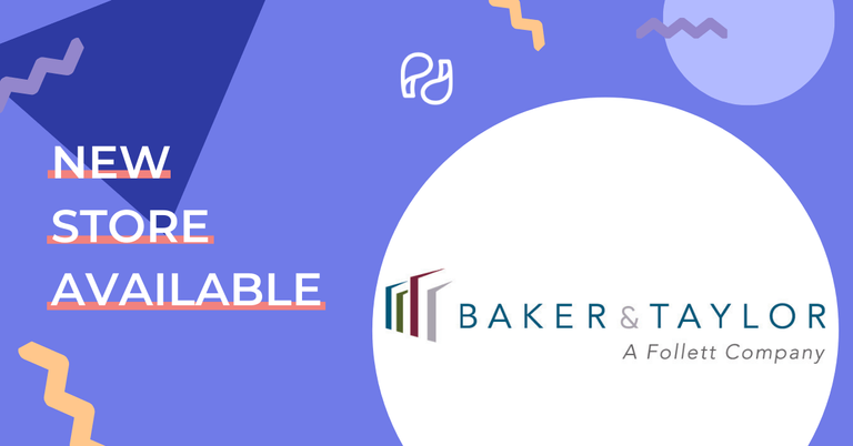 Baker & Taylor publishing with PublishDrive