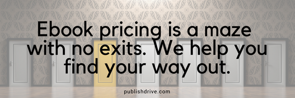 Ebook Pricing Guide for Different Markets - How to do it right