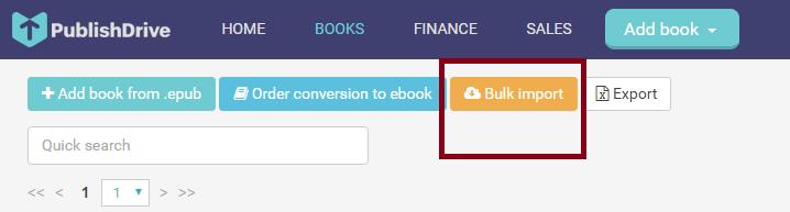 Publish many books