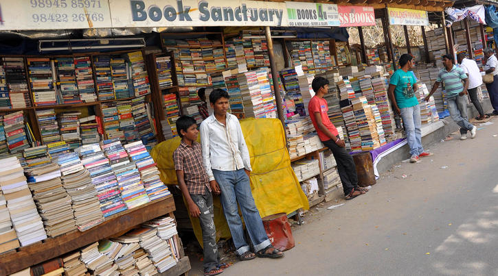 Indian book sanctuary - self-publishing in India