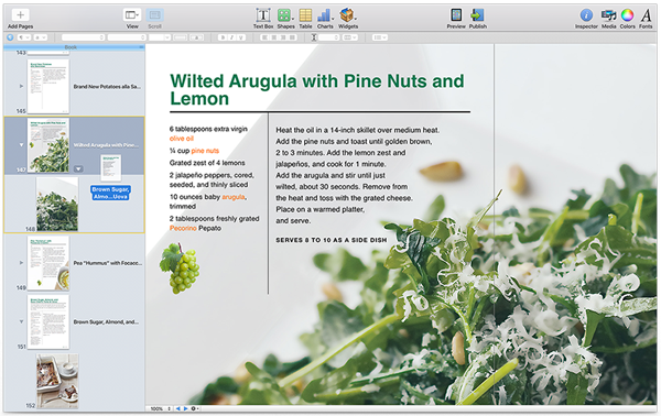 Ibooks author ebook writing software