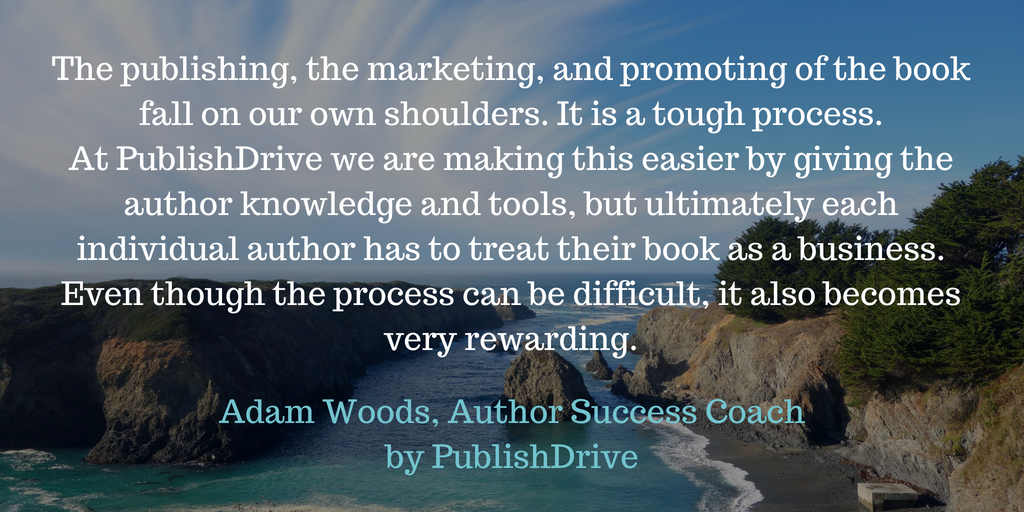 Author Success Coach