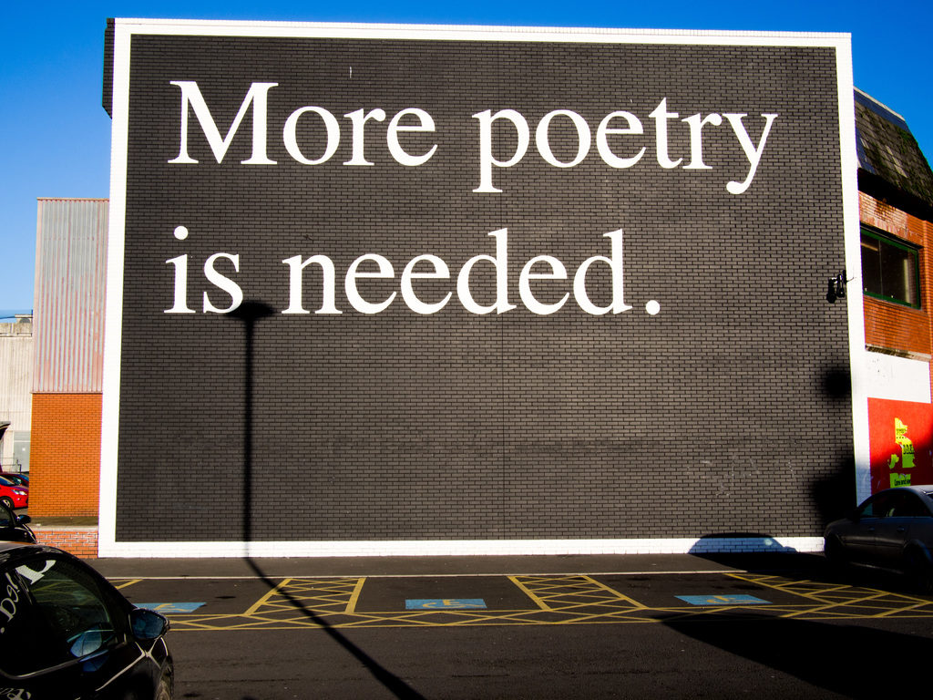 publishing poetry