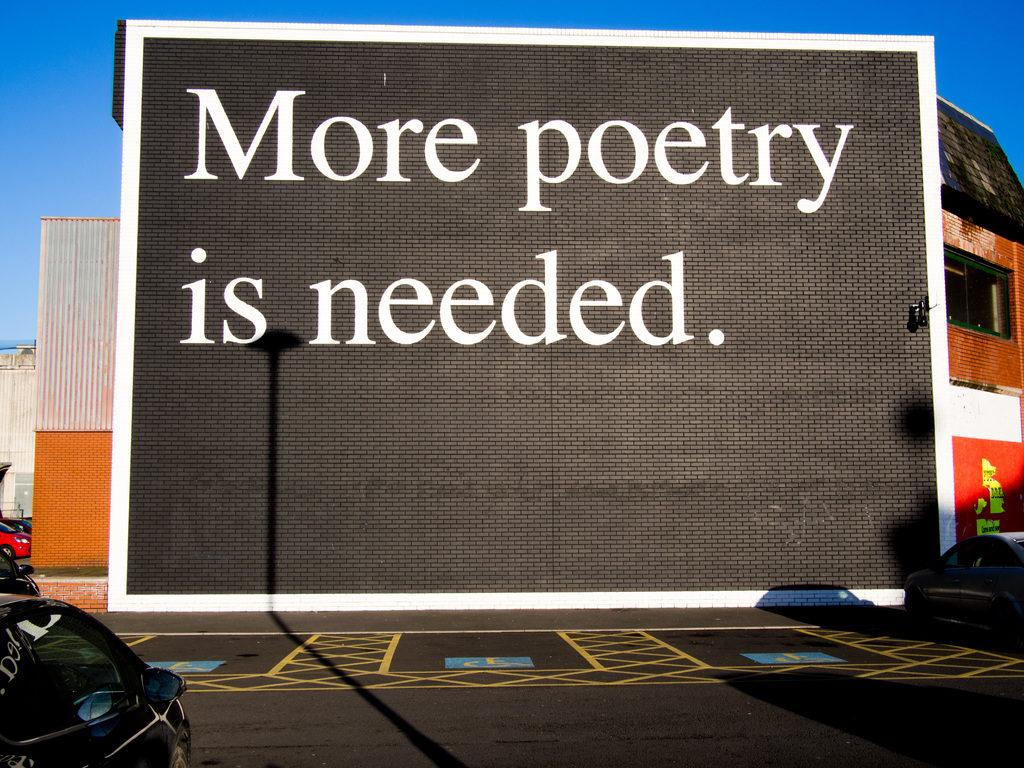 publishing poetry