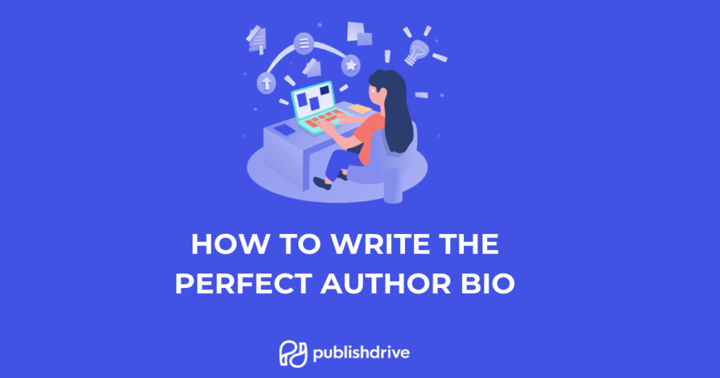how to write the perfect author bio with author bio examples