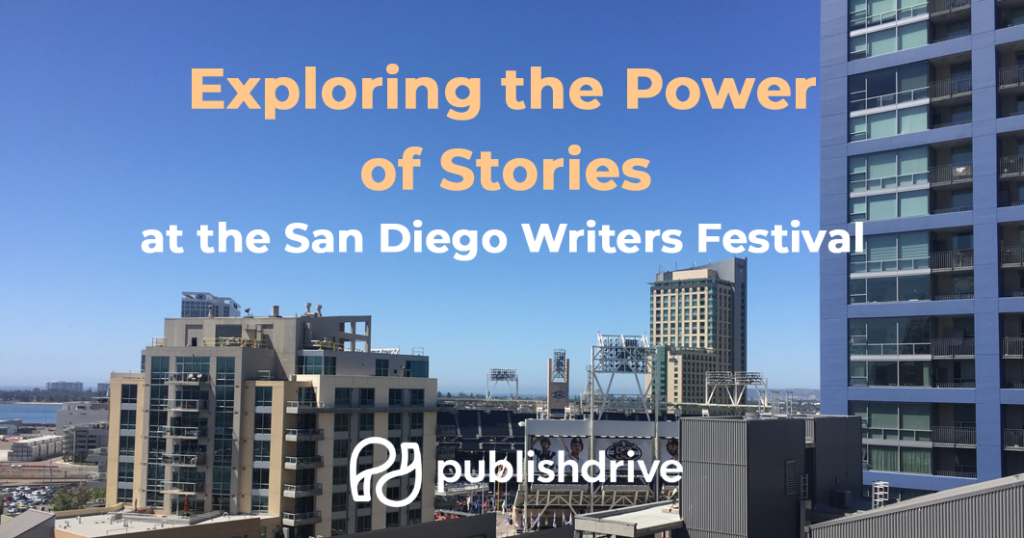 SD Writers Festival 2019 Recap