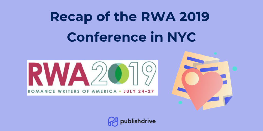 Recap of the RWA 2019 Conference in NYC